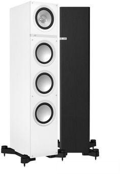 Diffusore Hi-Fi Bass Reflex,altoparlante sistema Uni-Q Kef Q 500 Coppia Pair B/W   eBay