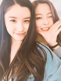 Siyeon & Eunwoo