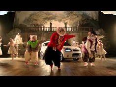 2013 Kia Soul Hamster Commercial Gangnam