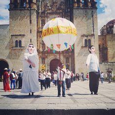 Iglesia de Santo Domingo de Guzman, Oaxaca