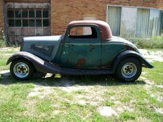 1934 Ford 3 Window Coupe for Sale | *1934 Ford 3 Window Coupe Project* ONLY UNTIL 6-18-10 ...