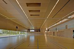 Sporthalle Roggwil