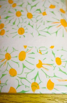 Vintage Paper Tablecloth