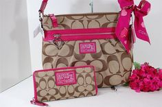 Classic Coach- don't usually go for brand stuff, but this is so adorable!!