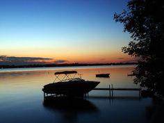 "Rusty's retreat on the water in ""A Sense of Duty"""