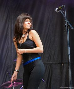 Delila Paz of The Last Internationale When You Were Young, Rock N Roll, Photo And Video, Long Hair Styles, Sexy, Cute, People, Sacramento, Don't Care