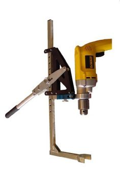 Strong Arm 5, Hand held drill press,portable drill press, drill leverage tool, drill positioner, drill holder  $249.95