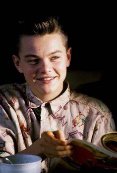 Leonardo DiCaprio - This Boy's Life Beautiful Person, Beautiful Boys, Pretty Boys, Classic Hollywood, In Hollywood, Leo Decaprio, Leo And Kate, Leonardo Dicapro, Young Leonardo Dicaprio