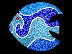 Mosaic Diy, Mosaic Crafts, Mosaic Projects, Mosaic Tiles, Mosaic Glass, Art Projects, Mosaic Patterns, Mosaic Designs, Mosaic Stepping Stones
