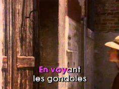 Charles Aznavour   /    Que c'est triste Venise 1964   so beautiful...