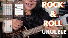 Cómo tocar ROCK AND ROLL con UKULELE usando solo 3 ACORDES El Rock And Roll, Blues, Music Instruments, Youtube, Ukulele Songs, Songs, Musical Instruments, Youtubers, Youtube Movies