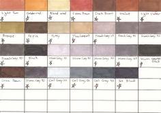 pm color chart 2