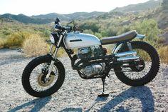 HONDA CL360 - INNOVATIVE MOTORSPORTS - SILODROME