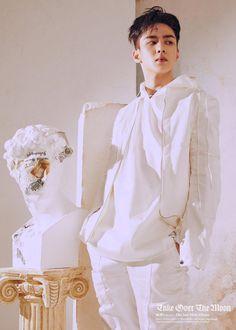 WayV 'Take over the moon' -The mini album- Kun Winwin, Taeyong, Nct 127, Johnny Seo, Jisung Nct, Entertainment, Chinese Boy, Over The Moon, Soyeon