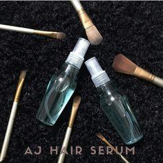 Assalamualaikum n slmt pagi semua.. selamat berhujung minggu...   Aj Haircare Serum 60ml  Settle kan masalah ⏬⏬ Rambut kering  Rambut berbuah  Rambut rosak  Sesuai untuk rambut yang takde masalah pon boleh je pakai lagi baik ❤️ Kanak2 pun boleh gunakanya.. Melembutkan rambut & berbau wangi..  READY STOCK   Tak melekit  Tak berminyak  Tak kesat   Whatsapp (012-9336979) Ig: ajhaircare_agentsabah Fb: Nad Nadiah