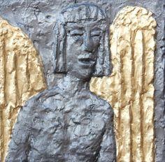 Štěstěna 1/1 Olbram Zoubek Architectural Sculpture, Contemporary Art, Bronze, Statue, Beautiful, Design, Author, Sculptures
