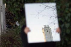 """Kunst im Gummi Wörner: Studentische Fotoausstellung """"Wir werden sehen"""" vom Projektseminar """"Wir werden sehen –Grundlagen der Fotografie"""" am Institut für Theater- und Medienwissenschaften, zu sehen ab dem 18. Februar. (Bild: Mayla Wind)"""