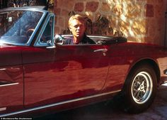 A spokesman for the auction house handing the sale of McQueen's Porsche said: 'McQueen's i...
