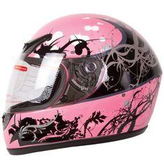 Gloss Pink Japanese Style Motorcycle Street Bike Full Face Helmet DOT (M) IV2,http://www.amazon.com/dp/B008I9SR1E/ref=cm_sw_r_pi_dp_NHLCtb1P1CA9N8G8