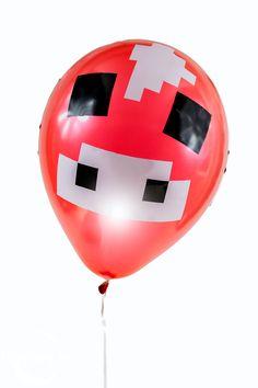 Olá Mamães dos garotões!!! Seu filho gosta de Minecraft? Que tal fazer a festinha de aniversário com este tema? Para te ajudar trouxe ess...