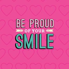 If you aren't happy with your smile, call us! We'd love to help give you a smile you're happy to share with the world! #dentistry