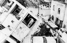 Septiembre 1985 Ciudad de México.