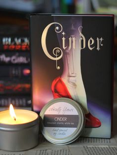 Sincerely, Sara | Style & Books: Review: Novelly Yours Candle Shop