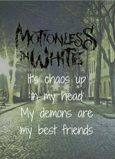 Death March by Motionless In White
