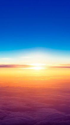 Sky! #wallpapers #pimpyourscreen #walls #ios7 #ios #iphone #ipad #sky #nature