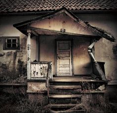 40 Mysterious World Urban Decay Conceptual Photography