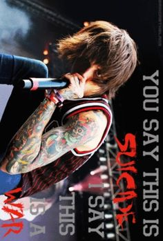 .:.:.:.:.:.Bring Me The Horizon.:.:.:.:.:. Music Hits, New Music, Good Music, Im In Love, Bring It On, Craig Owens, Oli Sykes, Amazing Music, Bmth