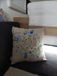 Aero One pickup camper upholstery Pickup Camper, Pick Up, Upholstery, Throw Pillows, Tapestries, Toss Pillows, Cushions, Reupholster Furniture, Decorative Pillows