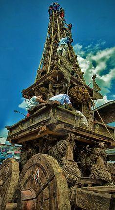 Nepal Festival - Chariot of Jana Baha Dyah