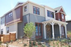 Haus by Infinity Home Collection   - Haus3 #NewHomes #DenverHomes #LoveStapleton