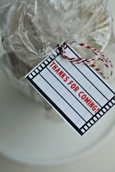Movie party ideas