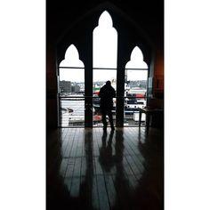 Aberdeen..#scotland #boats #light #architecture #aberdeen