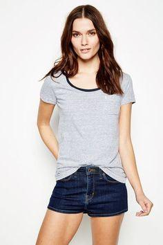 Fullford T-Shirt from Jack Wills British Style, Jack Wills, V Neck, Mens Fashion, T Shirt, Shopping, Tops, Women, Birthday