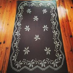 Stitch, Modern, Rugs, Crochet, Home Decor, Towels, Cross Stitch, Bullion Embroidery, Flowers