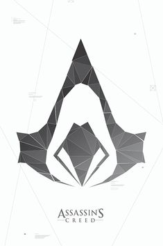 Assassin's Creed Symbol Poster by acTurul.deviantart.com on @deviantART