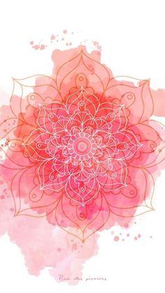 Mandala - amazing pretty wallpapers Mandala - Mandala - awesome pretty wallpapers Source by Pink Wallpaper Iphone, Screen Wallpaper, Cool Wallpaper, Wallpaper Backgrounds, Mandala Art, Iphone Hintegründe, Deco Boheme, Pretty Wallpapers, Mandala Wallpapers