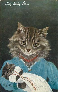 「G・L・Barnes 猫」の画像検索結果