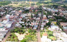 Laranjeiras do Sul, Paraná, Brasil - pop 32.036 (2014)