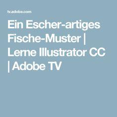 Ein Escher-artiges Fische-Muster | Lerne Illustrator CC | Adobe TV