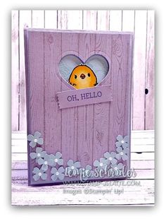 Hello Peeps! Cute card for this week's challenge at Global Design Project blog #stampinup #stampalatte #honeycombhappiness #saleabration #GDP026 #sketchchallenge