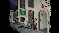 pixel art pictures and jokes / funny pictures & best jokes: comics, images, video, humor, gif animation - i lol'd Cyberpunk, Vaporwave, Pixel Art Gif, Space Opera, Gothic Fantasy Art, Pix Art, Pixel Animation, Pop Art Wallpaper, 8 Bits