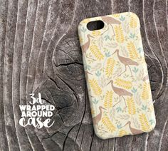Swan PatterniPhone 6s Caseiphone 6s Plus by LoudUniverse on Etsy