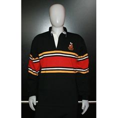 University of Guelph Bookstore - Heritage Stripe Rugby Jersey Things To Buy, Stuff To Buy, Rugby, Polo Ralph Lauren, University, Spirit, Mens Tops, Outfits, Clothes