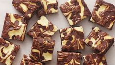 From bars to sheet cakes, these easy, crowd-sized sweets are destined to become party staples. 13 Desserts, Dessert Recipes, Easter Desserts, Summer Desserts, Dessert Ideas, Betty Crocker, Tapas, Cream Cheese Brownies, Beautiful Desserts