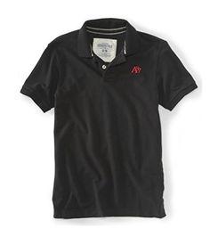 Aeropostale Men's Solid Uniform Logo Rugby Polo Shirt X-L... https://www.amazon.com/dp/B00S1U8E3Q/ref=cm_sw_r_pi_dp_x_SoVQxb7Y1D065