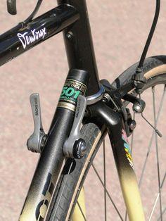 Vintage bike Peugeot Ventoux 1989 Reynolds531 tubing